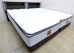 ポスチャーペディックマットレス シングルベッド