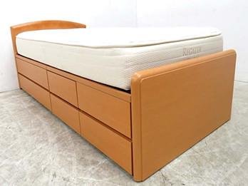 レガリアサークレット シングルベッド