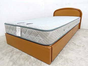 NOBLSマットレス シングルベッド