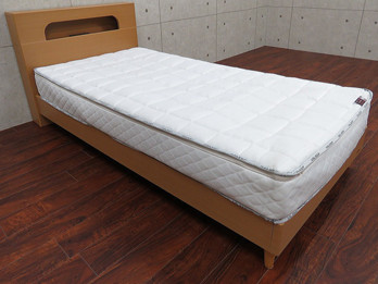 Jコンセプト シングルベッド
