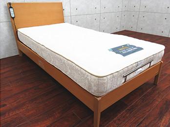 ファーストステイタス 電動リクライニングベッド