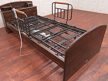 Leiz-Careシリーズ 電動リクライニングベッド