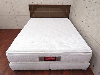スプリングダブルデッキ ベッド