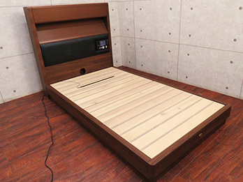 レスティーノ 睡眠環境システム ベッドフレーム
