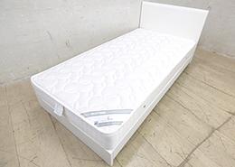 ネオボンネルコイルマットレス シングルベッド