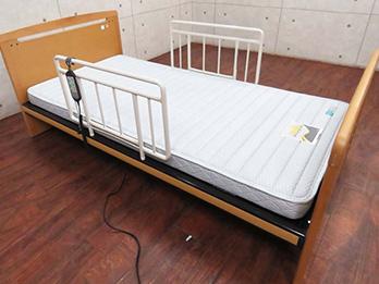 プレオックス PO-F3 電動リクライニングベッド