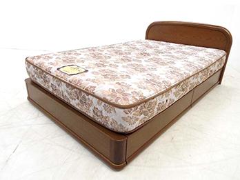 ノブルス セミダブルベッド