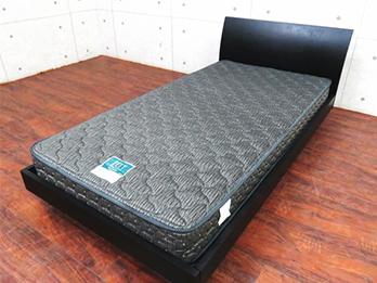 Fit ベッドフレーム/ZT-020マットレス