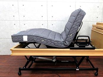 エゼックス601 電動リクライニングベッド